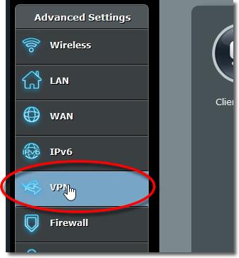 Setup Asus Merlin Pptp – VPNUK Limited